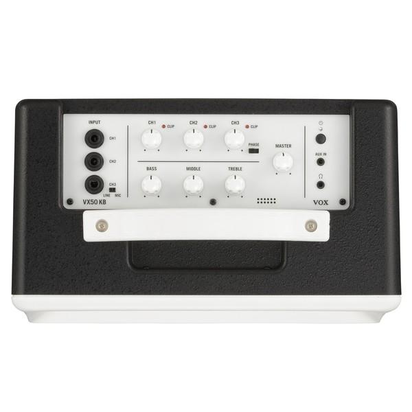 Vox VX50 KB Portable Keyboard Amplifier, Top