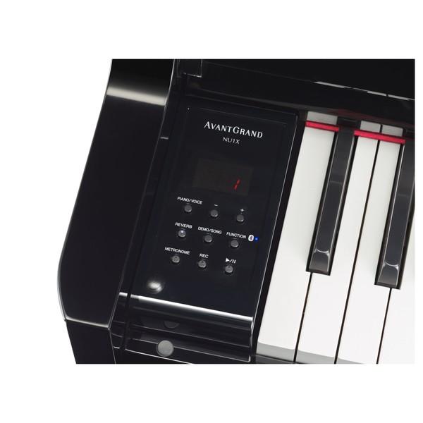 Yamaha NU1X Hybrid Piano Console
