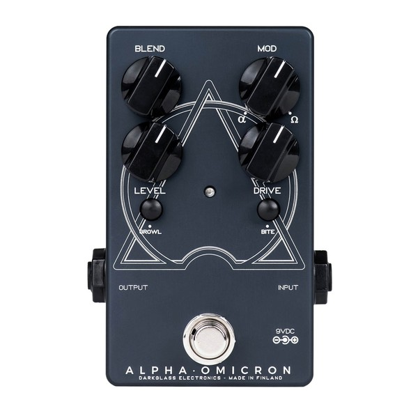 Darkglass Electronics Alpha Omicron Bass Overdrive