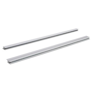 TipTop Audio Z-Rail 20HP Pair - Silver 1