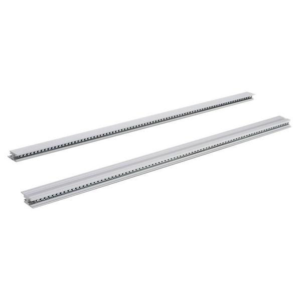 TipTop Audio Z-Rail 20HP Pair - Silver 1