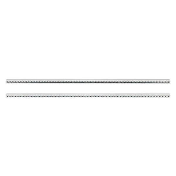 TipTop Audio Z-Rail 20HP Pair - Silver 2