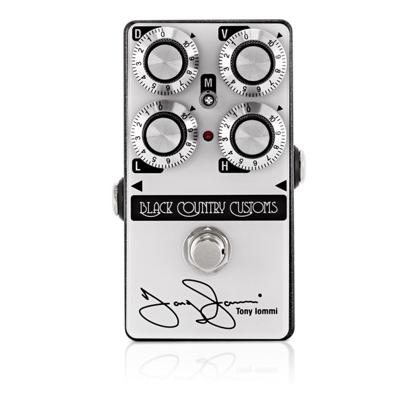 laney black country customs tony iommi signature boost pedal at gear4music. Black Bedroom Furniture Sets. Home Design Ideas