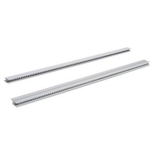 TipTop Audio Z-Rail 84HP Pair - Silver 1