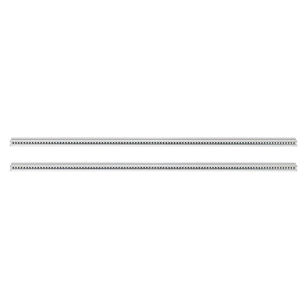 TipTop Audio Z-Rail 84HP Pair - Silver 2