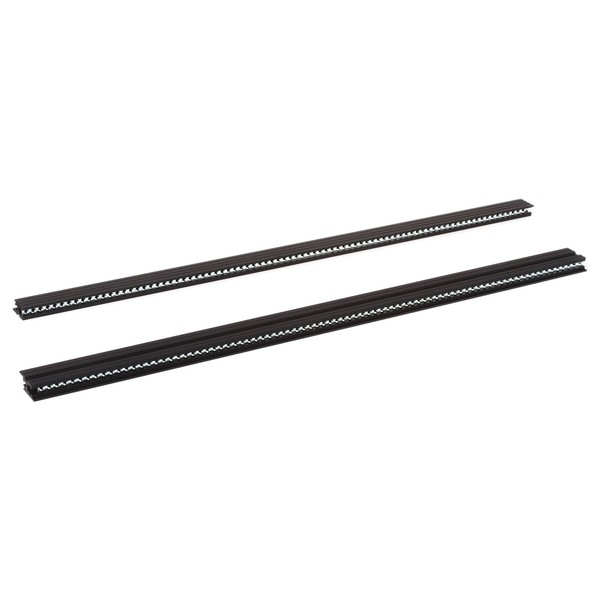 TipTop Audio Z-Rail 104HP Pair - Black 1