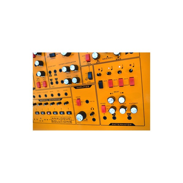 Analogue Solutions Fusebox Close Up