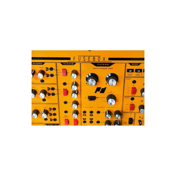 Analogue Solutions Fusebox Close Up 3