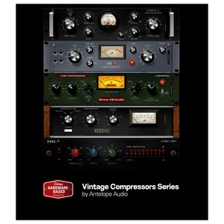 Antelope Audio Goliath HD - New Compressors