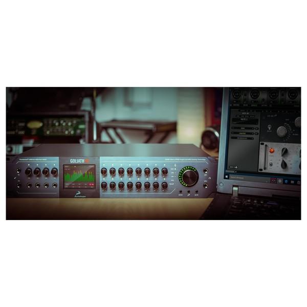 Antelope Audio Goliath HD - Goliath HD In Studio
