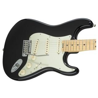 Fender American Elite Stratocaster, Mystic Black