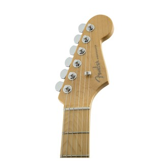 American Elite Stratocaster MN, Mystic Black