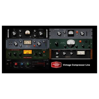 Antelope Audio Orion Studio HD - Compressors