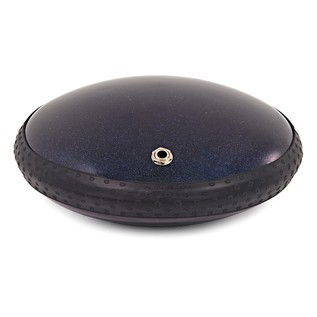 Idiopan Lunabell 8'' Tunable Steel Tongue Drum w/ Pickup, Sapphire