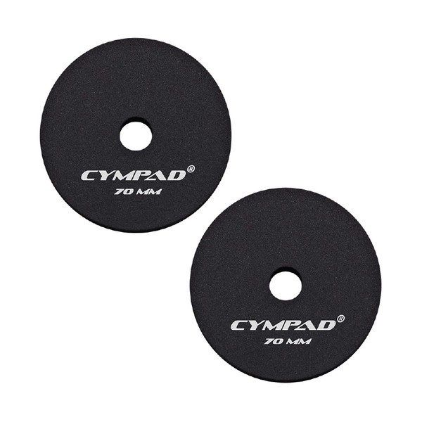 Cympad Moderator 70/15mm Set (2 pack)