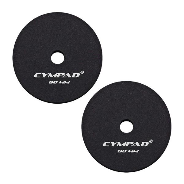 Cympad Moderator 80/15mm Set (2 pack)