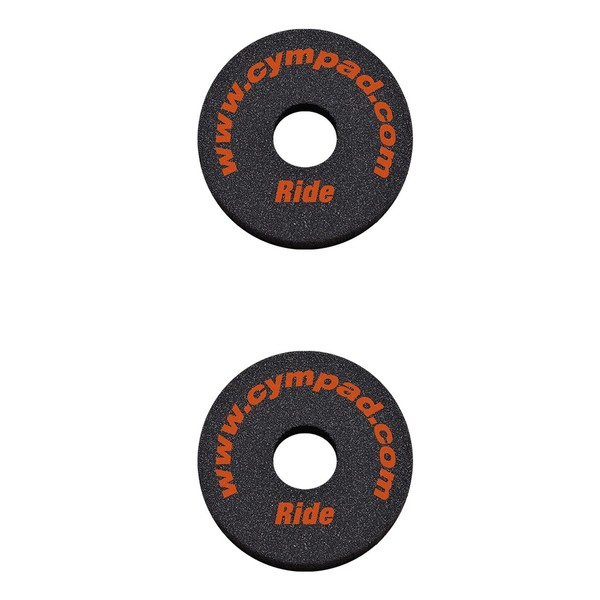 Cympad Optimiser Ride 40/18mm (2 pack)