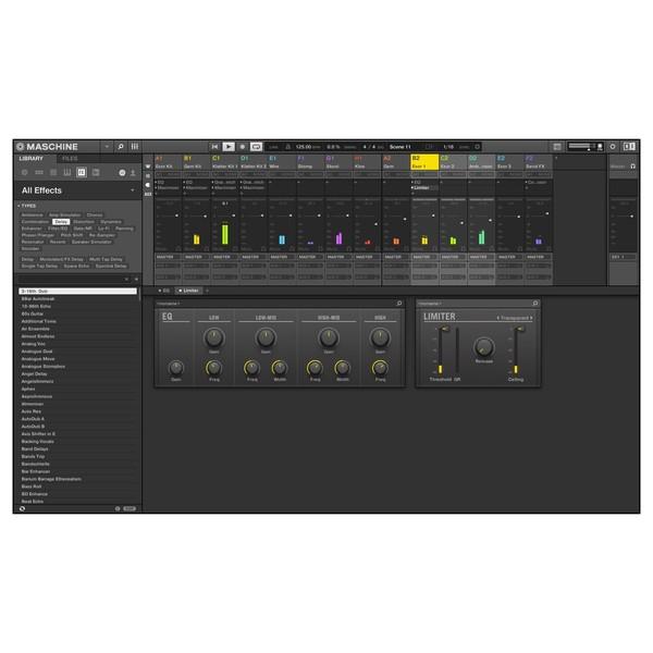 NI Maschine MKIII - Mixer