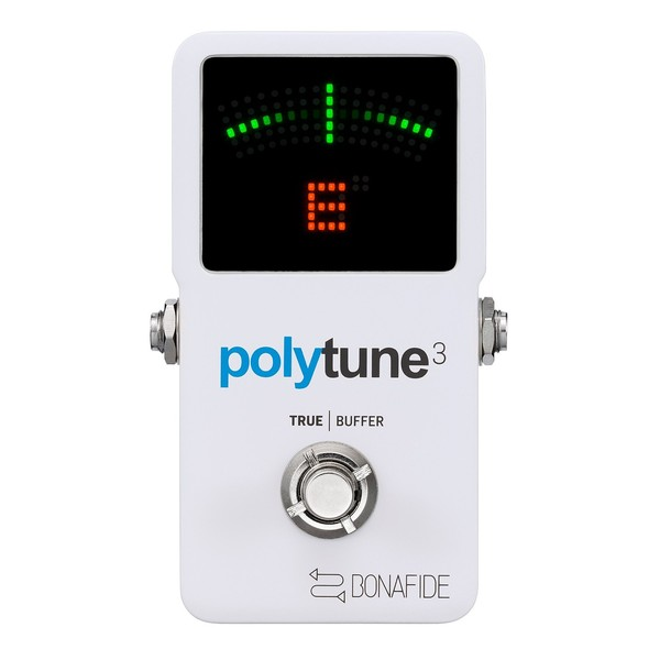 tc electronic polytune 3 tuner pedal at gear4music. Black Bedroom Furniture Sets. Home Design Ideas