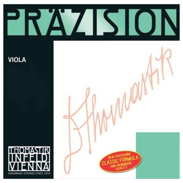 Thomastik Precision Viola D String, Chrome Wound 4,4