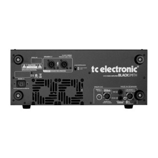 TC Electronic Blacksmith 2.0 Bass Amp Head Back