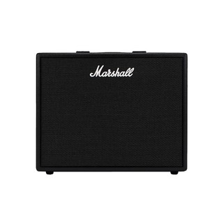 Marshall CODE50 Digital Guitar Amp with PEDL-91009 Footswitch Bundle