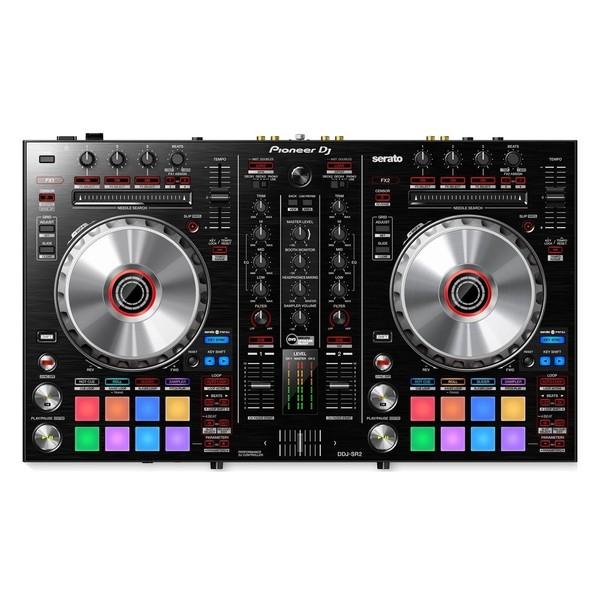 Pioneer DDJ-SR2 Professional DJ Controller - Top