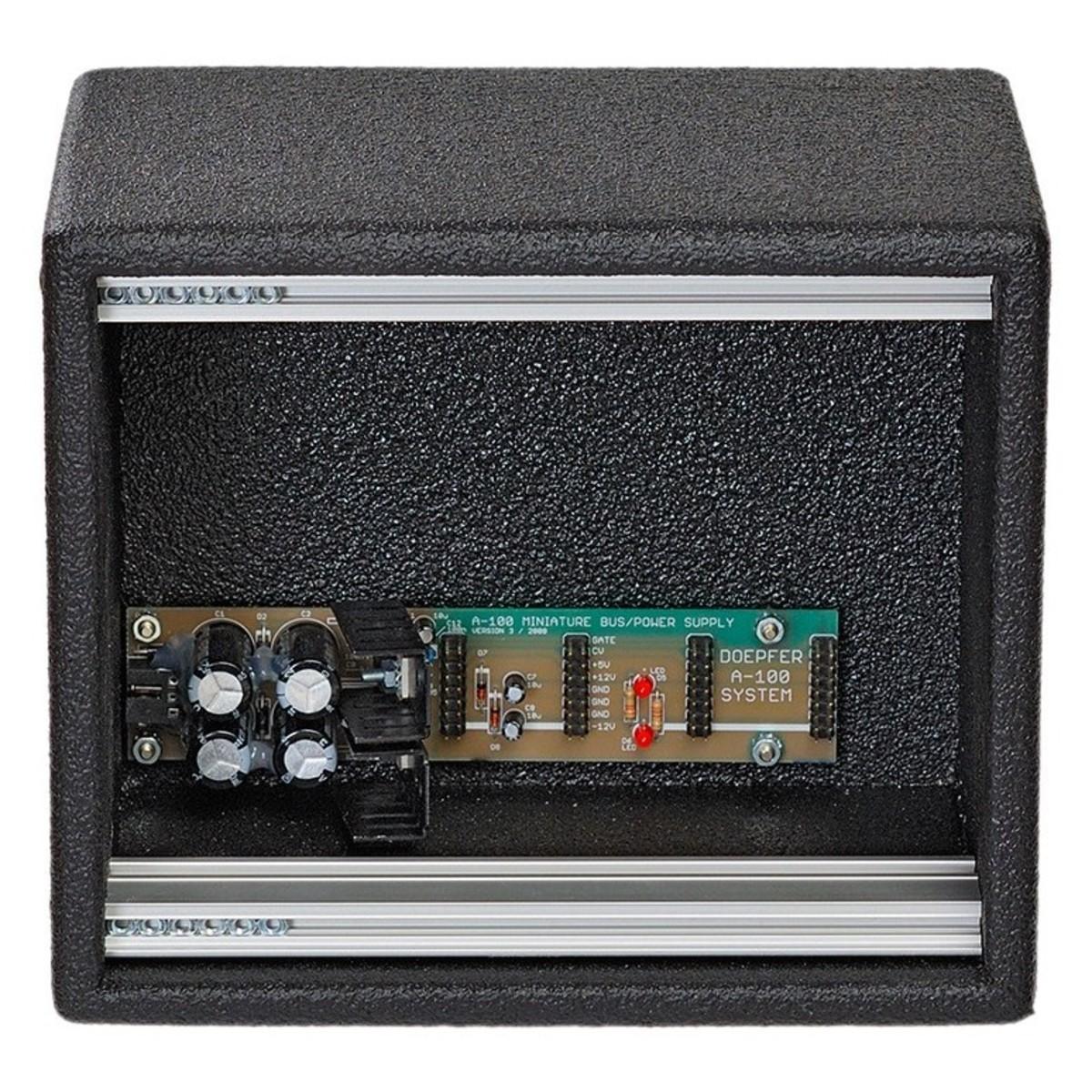 Doepfer A-100MC Mini Case, Black at Gear4music