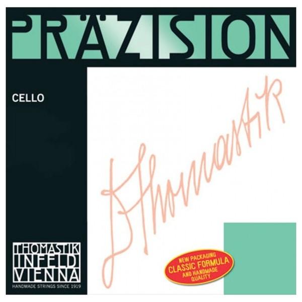Thomastik Precision Cello G Strings, Chrome Wound 4/4, Weak