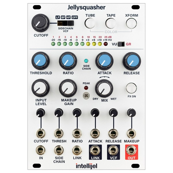 Intellijel Jellysquasher - Front