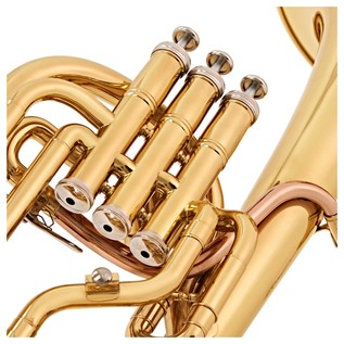 Coppergate Intermediate Tenor Horn, by Gear4music