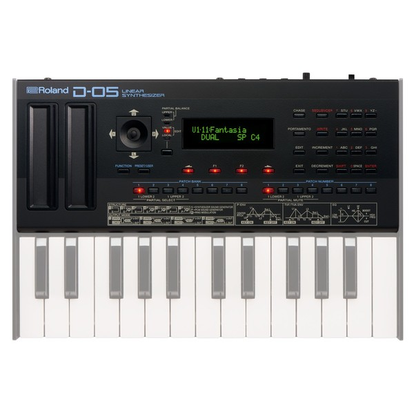 Roland Boutique D-05 - Top With K-25m (Not Included)