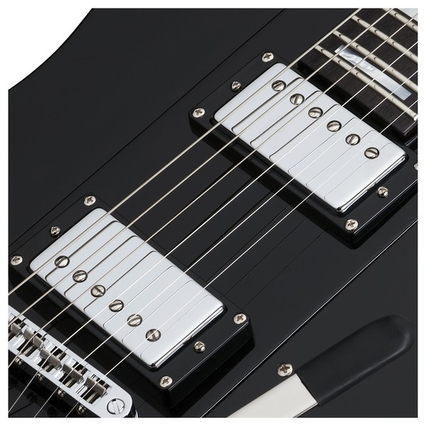 Schecter Robert Smith UltraCure, Gloss Black