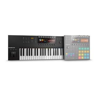 Native Instruments Komplete Kontrol S61 MKII Keyboard - Maschine Sold Separately