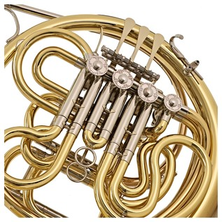 Paxman Series 4 Full Double French Horn