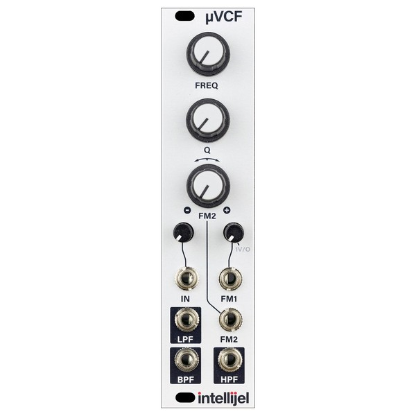 Intellijel uVCF Main