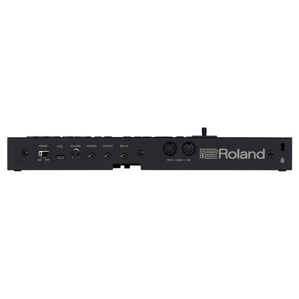 Roland D-05 Linear Synthesizer - Rear