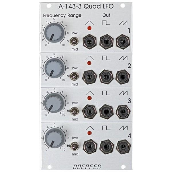 Doepfer A-143-3 Quad LFO 1
