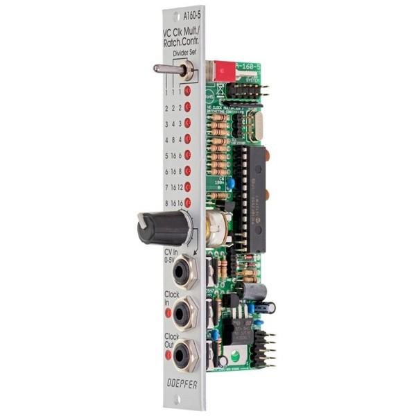 Doepfer A-160-5 Clock Multiplier/Ratcheting Controller 2