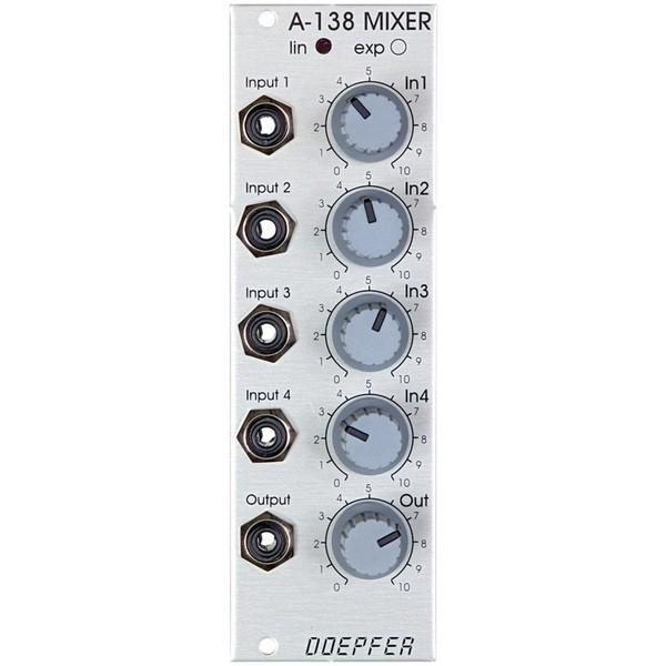 Doepfer A-138a Mixer, Linear 1
