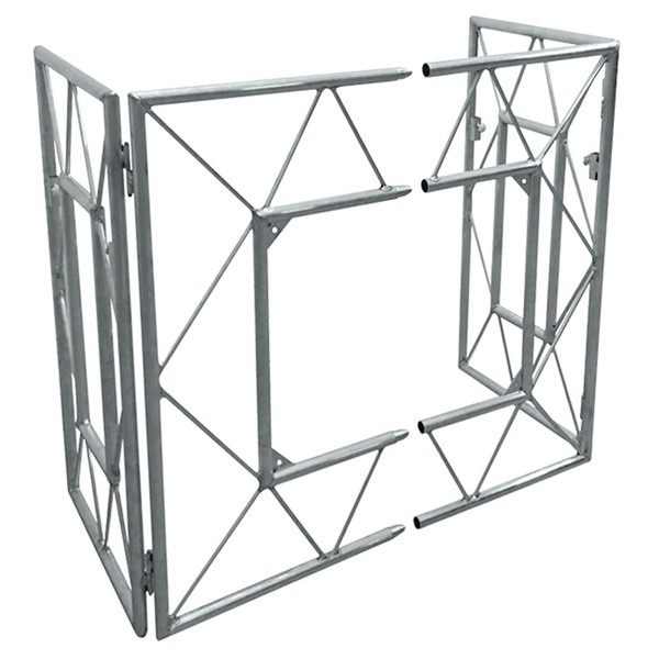 equinox truss booth system at gear4music