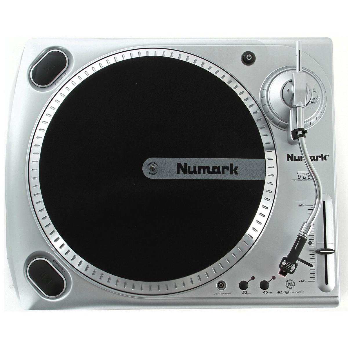 Numark TT USB Turntable with USB Audio - Box Opened