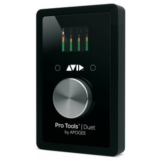 Apogee Duet Pro Tools Interface - Angled
