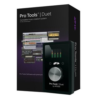 Apogee Duet with Pro Tools 12 Month Subscription-Bundle