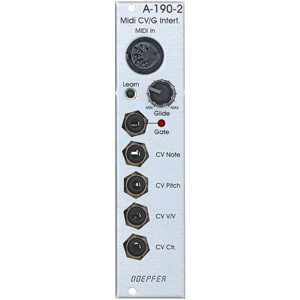 Doepfer A-190-2 MIDI-to-CV/Gate Interface 1