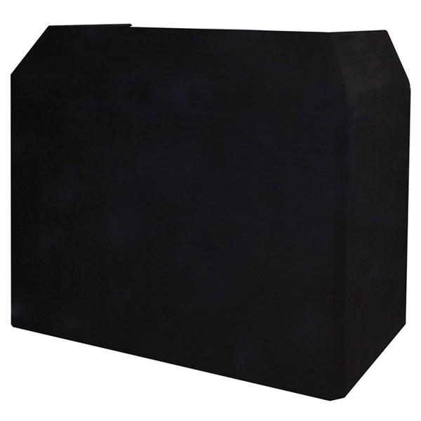 Equinox DJ Booth Black Professional Cloth