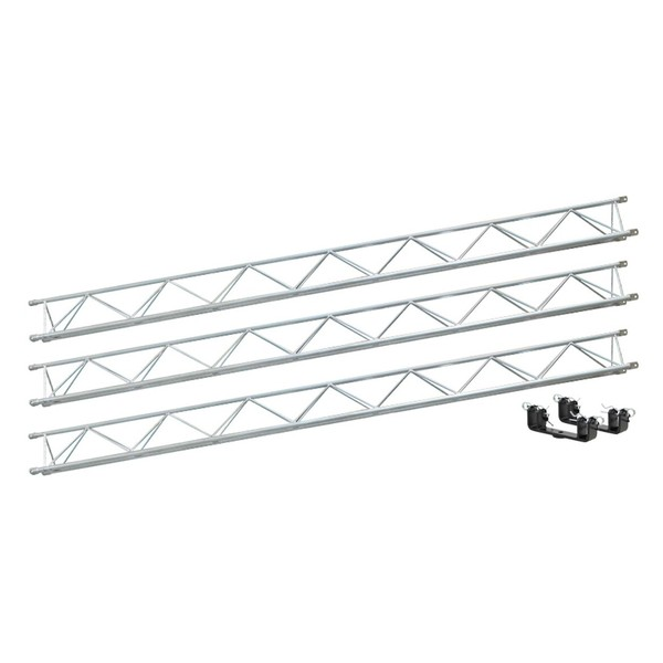 Equinox Mini Truss Kit with Stand Adaptors