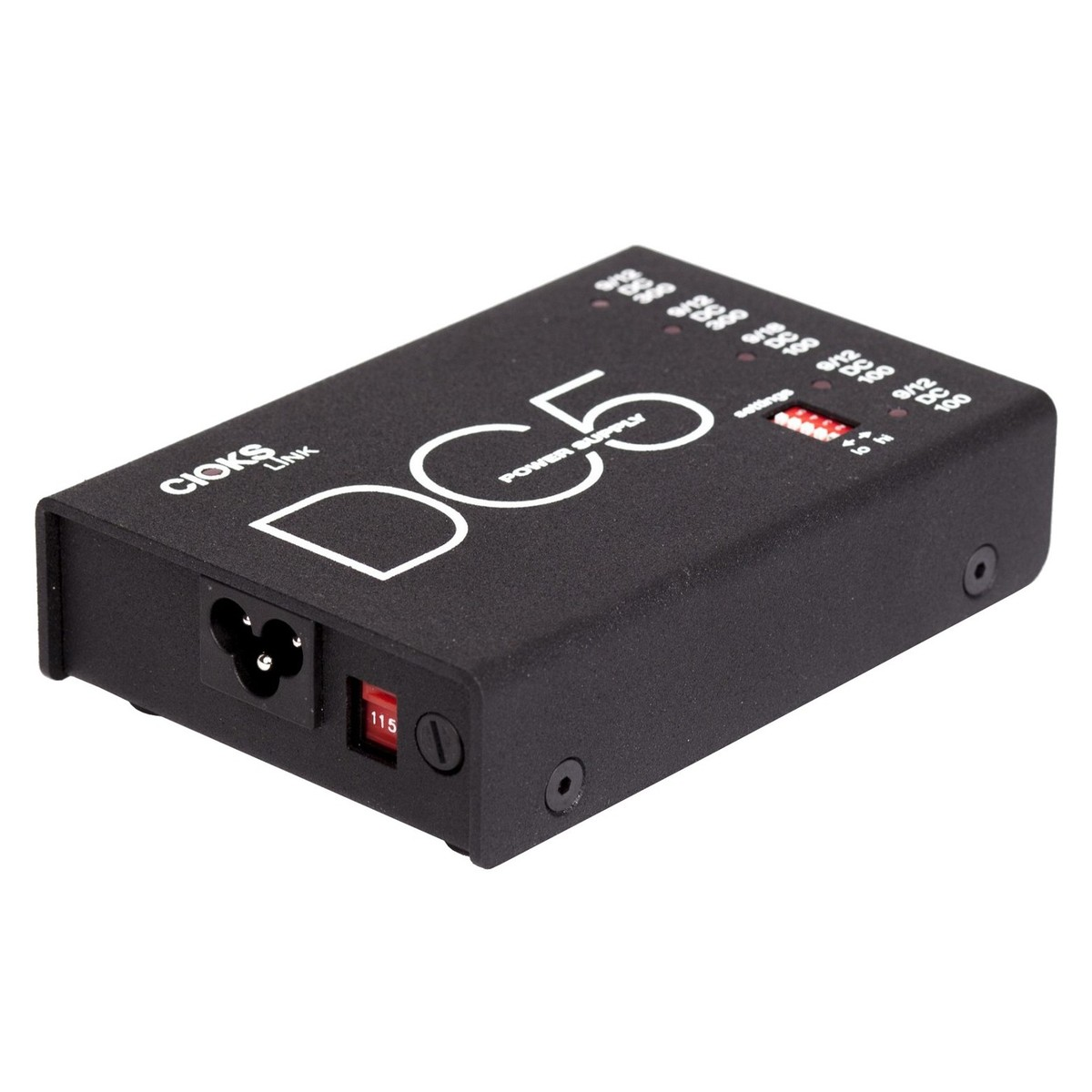 Cioks Dc5 Link Power Supply At Gear4music 22w Amplifier For 12v Systems Psu Loading Zoom