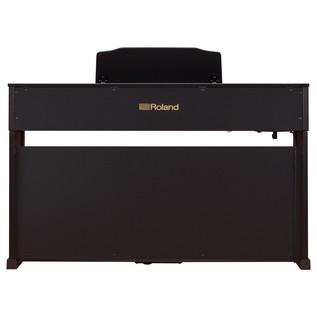Roland HP601 Digital Piano, Contemporary Rosewood 1