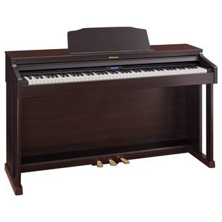 Roland HP601 Digital Piano, Contemporary Rosewood 2